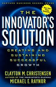 the innovators dilemma essays